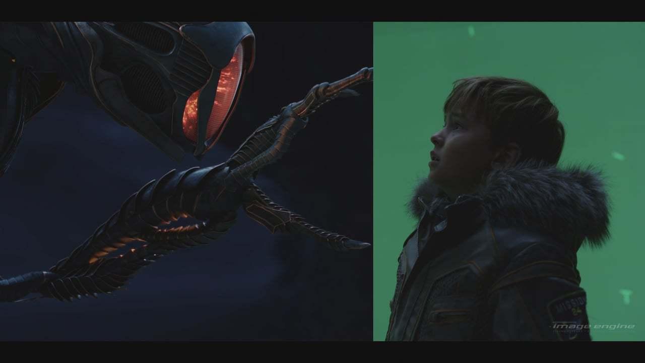 エイリアン・ロボットや大自然の背景など、Netflixドラマ『ロスト・イン・スペース』VFXの裏側