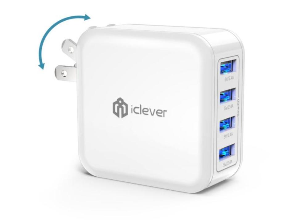 【本日のセール情報】Amazonタイムセールで最大80%以上オフも! iCleverの4ポート急速充電器や1,000円台のVRゴーグルがお買い得に