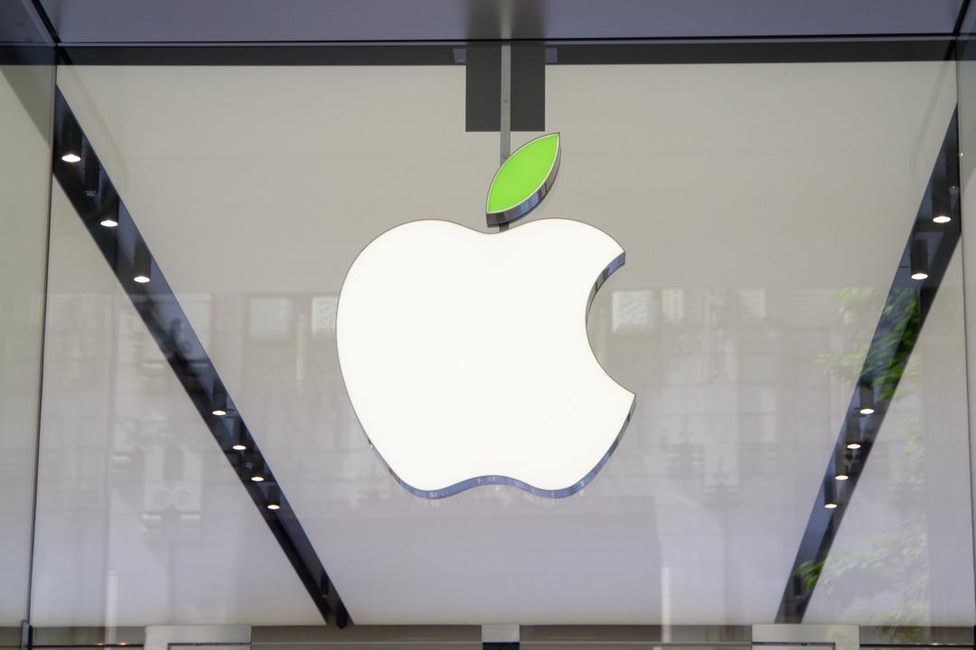 Apple 新宿のロゴが、初めての衣替え! 4月22日の「アースデイ」に向けてAppleが発表したこと