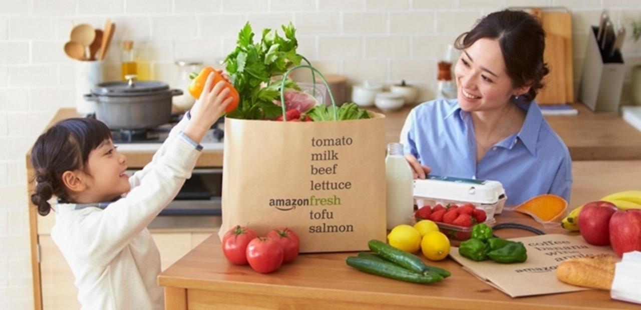 食材お届けの「Amazonフレッシュ」がレシピサービスと連携。レシピに必要な食材をポチれます