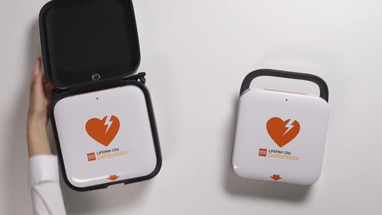 緊急時に活躍するクラウド連携AED「ライフパックCR2」は何がすごいのか?
