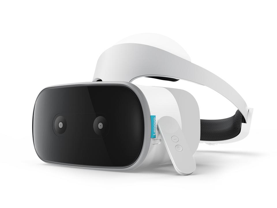 初のスタンドアロン型Daydream VRヘッドセット「Lenovo Mirage Solo」が日本上陸! ディスプレイとSnapdragon 835内蔵、5万1200円