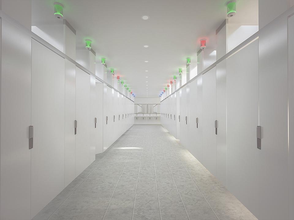 ロサンゼルス国際空港がスマートトイレを試験導入! コンコン「はいってます」がなくなる