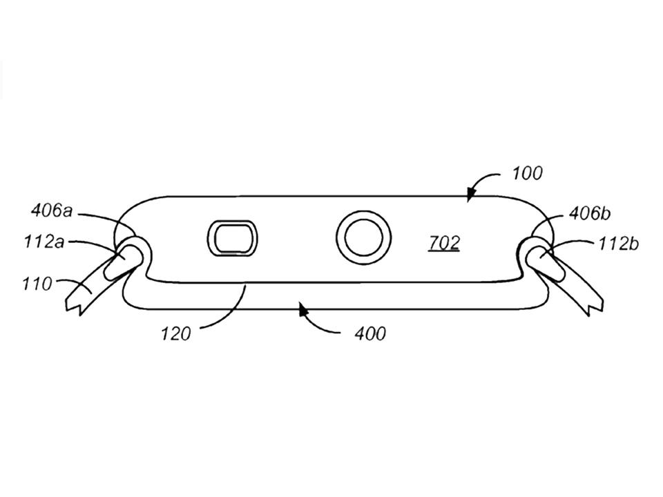 Apple Watchにバッテリーパックが増設できるかも…な新特許