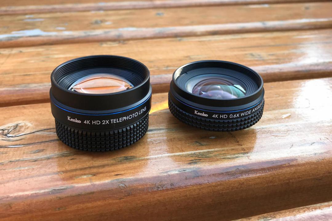 ケンコー・トキナーから大口径スマホ用レンズが登場。デュアルレンズ対応の独自アタッチメント採用