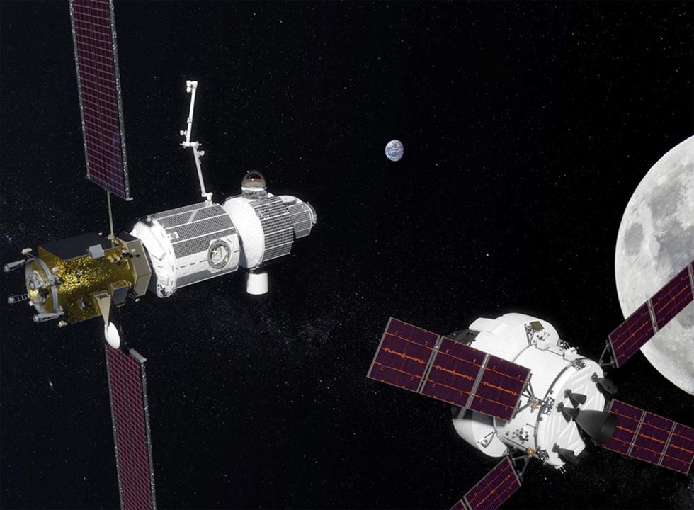 NASA、月ステーション計画を来年本格始動。2025年にはクルーメンバーを月へ