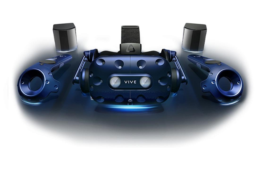 解像度アップな「VIVE Pro」、16万2880円で国内発売開始
