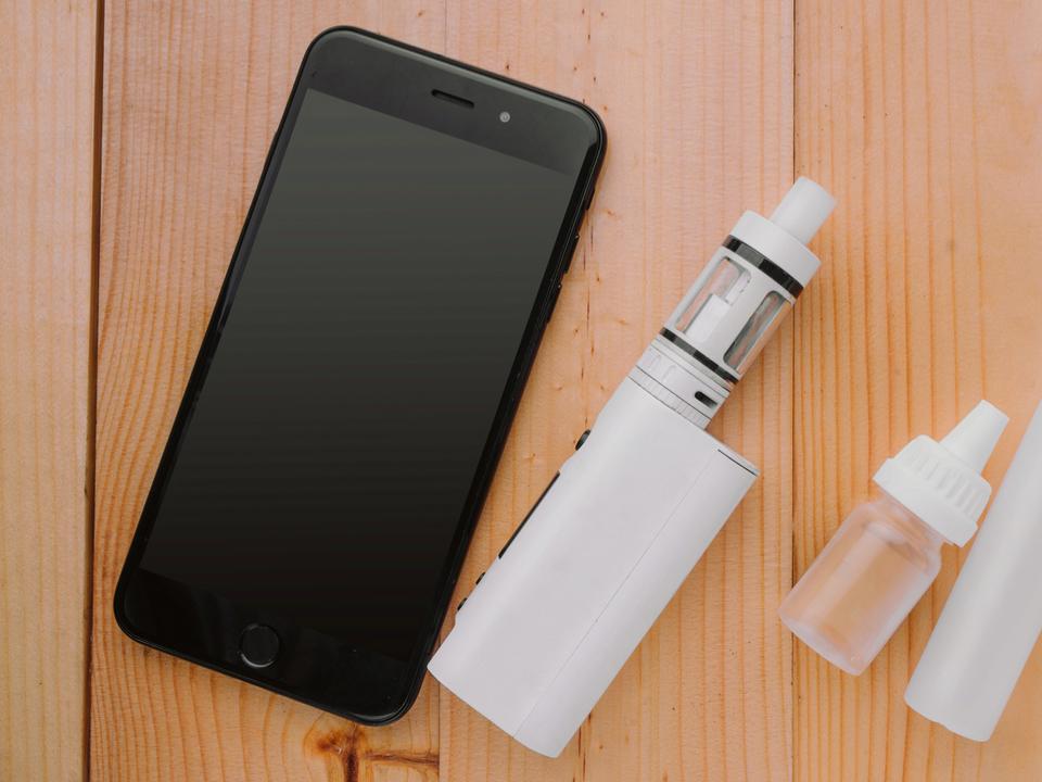 禁煙にはクスリよりもアプリが効く?