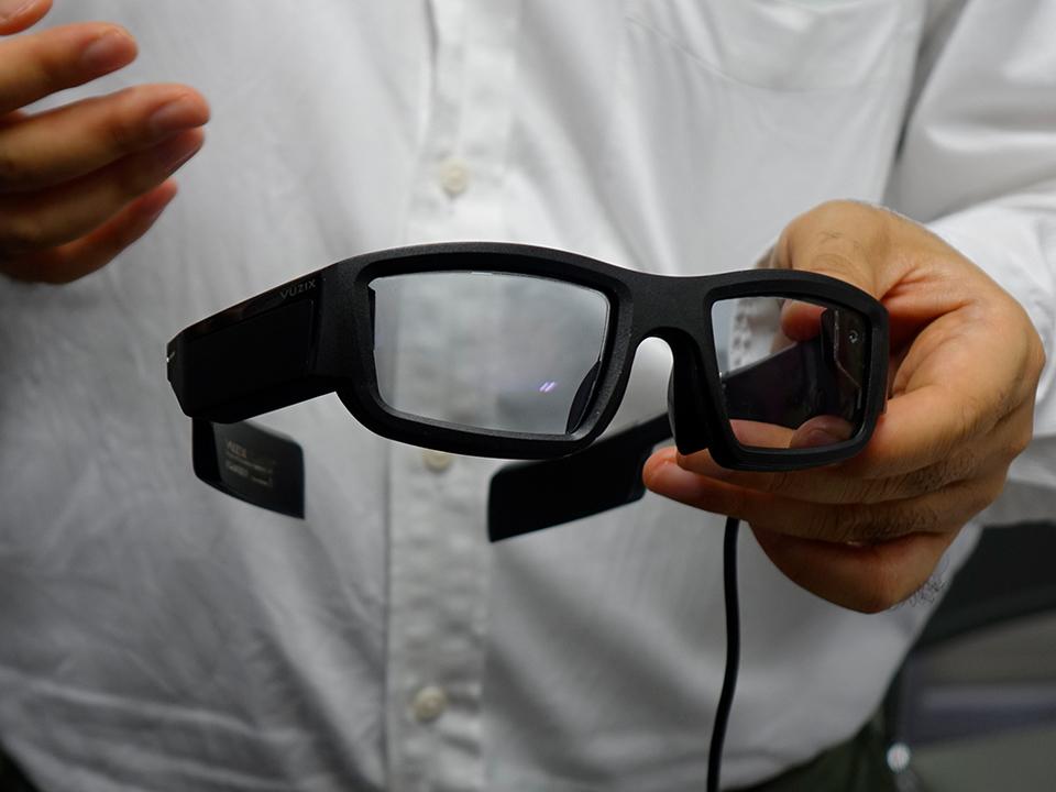 ARスマートグラス有力候補のVuzixは、なにを作っているの?