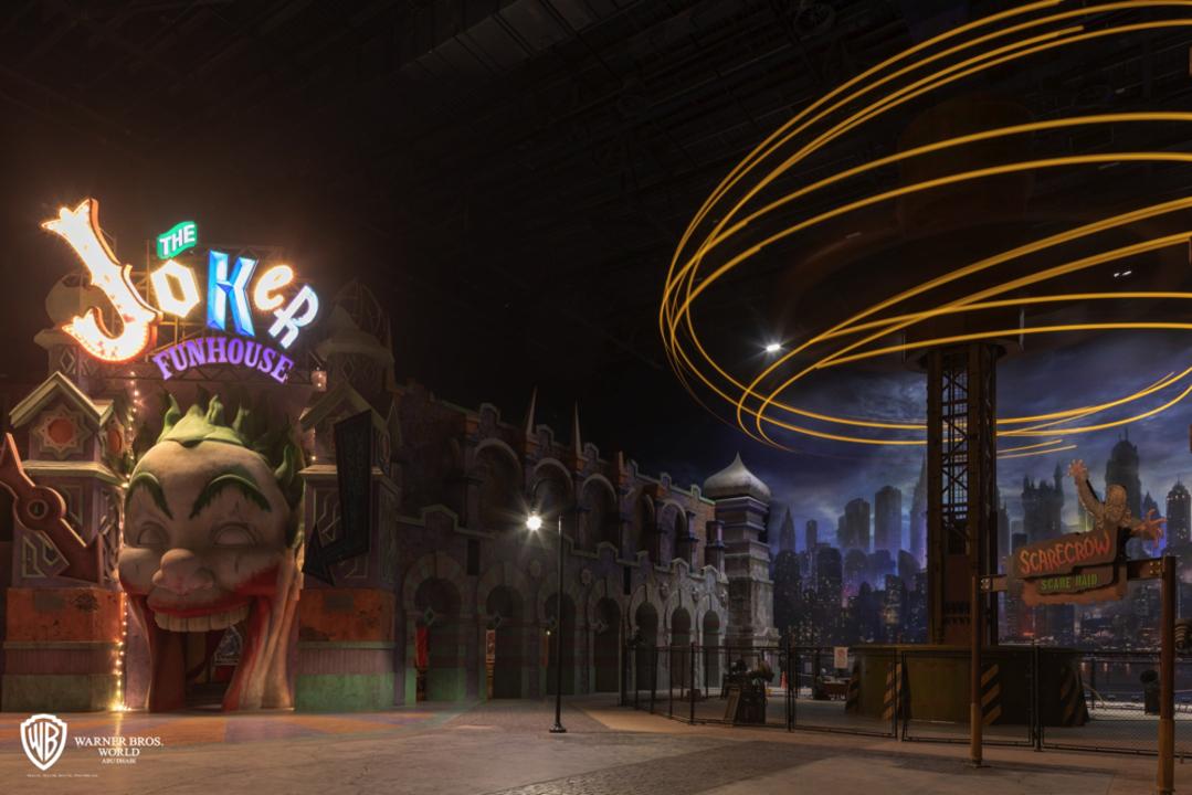 一足先にちょっぴり覗いてみる? 「ワーナー・ブラザーズ・ワールド」が7月25日、アブダビにオープン!