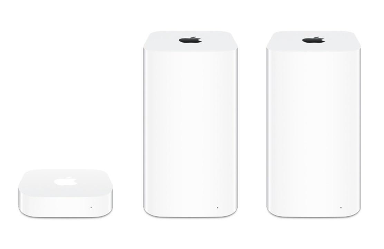 Appleの無線ルーター「AirMacシリーズ」が販売終了へ