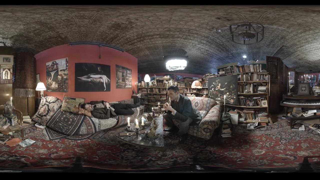 ついに来た。VRのテレビ・シリーズ6本をSamsungがローンチ