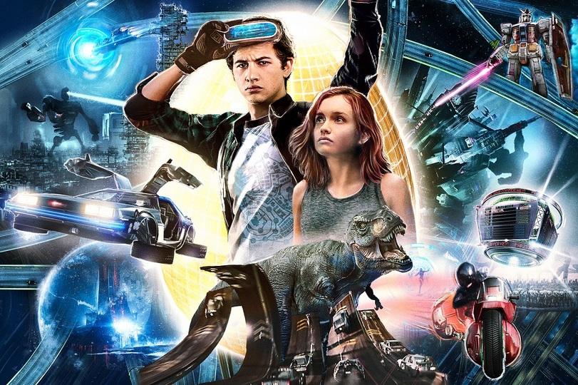 【ネタバレ注意】近未来VR映画『レディ・プレイヤー1』レビュー! 原作とアレコレ比較するとどうなの?