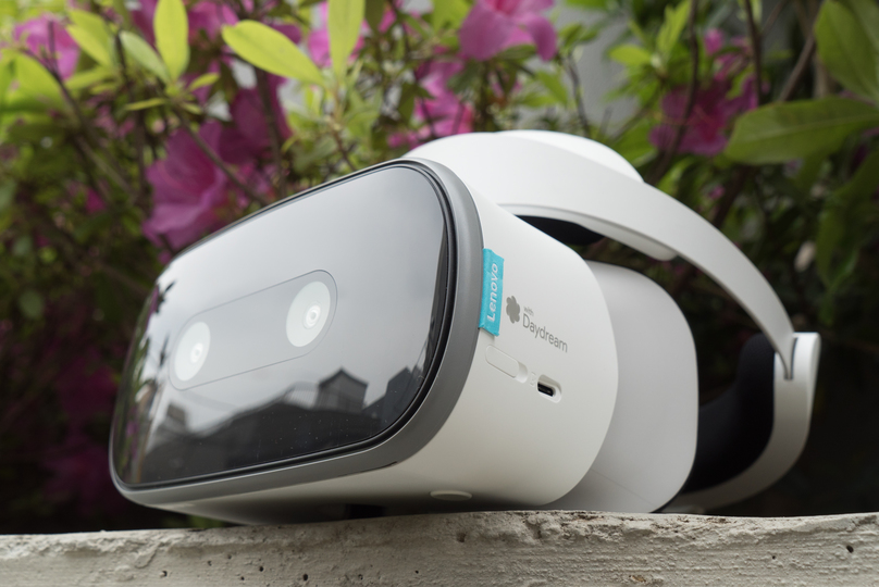 Lenovo Mirage Solo ハンズオン:スタンドアローン型VRが手軽すぎて、もうこれ正解すぎて