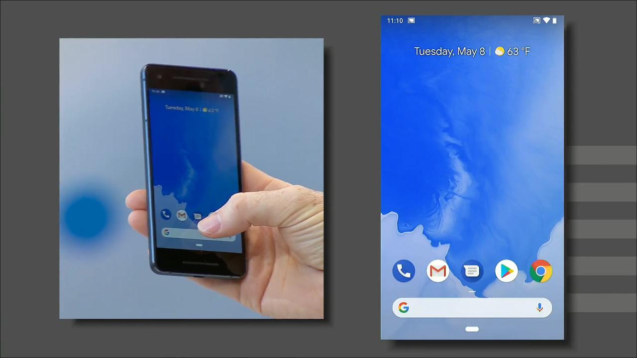 Google I/O 2018で発表された「Android P」の新機能まとめ #io18