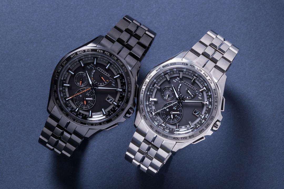 ガジェット好きの永遠のテーマ「白派」と「黒派」。これ、腕時計にもやってきそうです