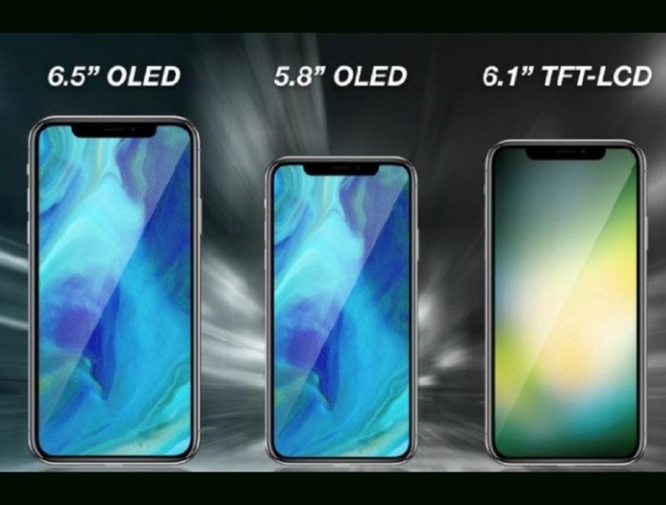 6.5インチの新型iPhone、本体サイズはiPhone 8 Plusと変わらず?