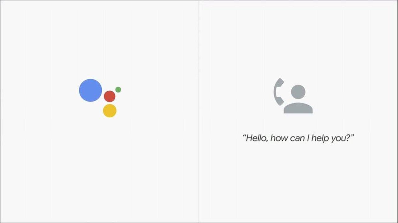 GoogleアシスタントのAI電話、ちゃんと身元を明かします