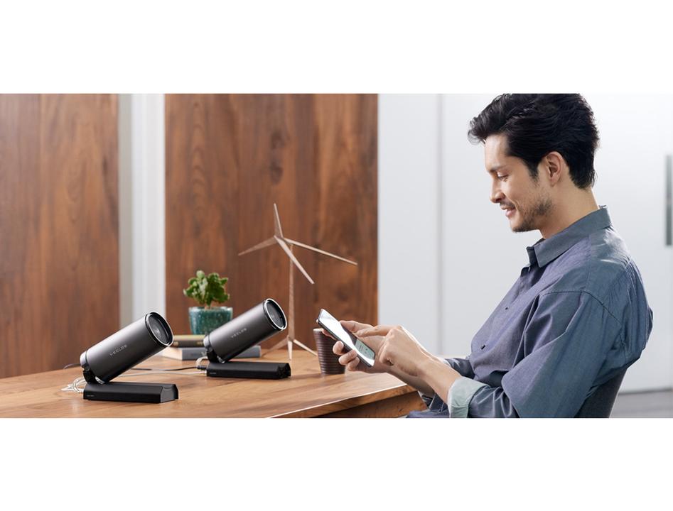 水筒メーカーのサーモスがつくる、真空技術を駆使したBluetoothスピーカー