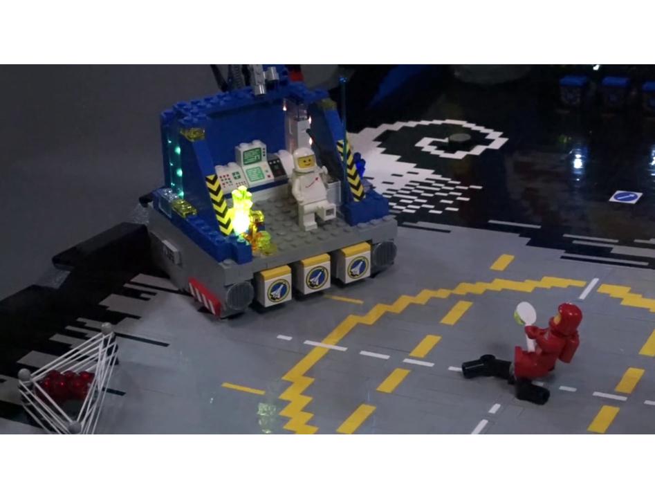 レゴとMITが共同開発した小型コンピューター搭載の「ピンボール・マシーン」がインテリ楽しい