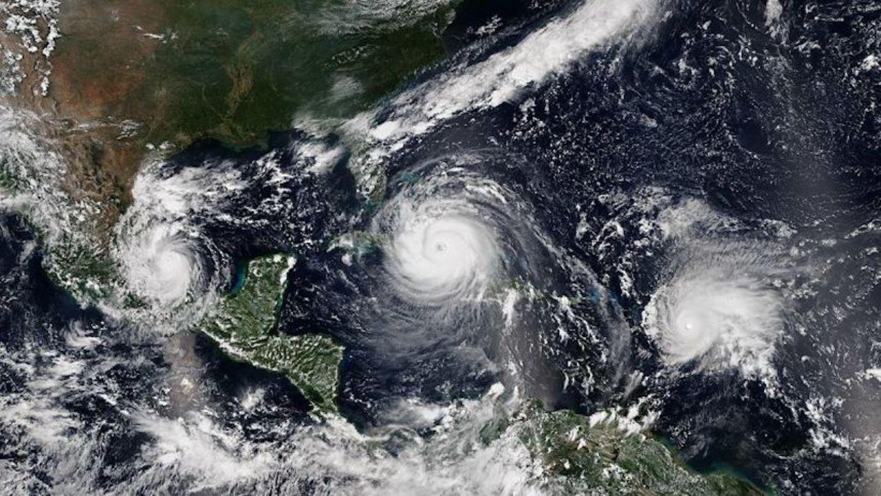 原因は? 1980年代と比べて、ハリケーンの成長速度が速まっている