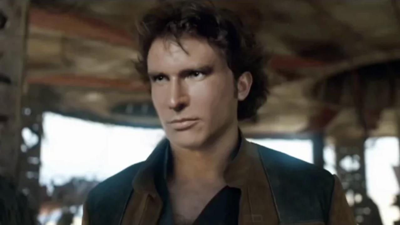 映画『ハン・ソロ』の主人公を若き日のハリソン・フォードにしたら…?