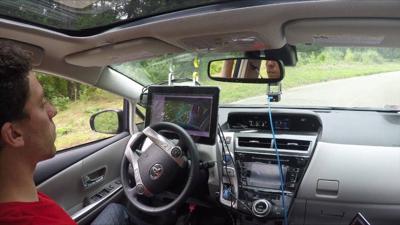 MITとトヨタがタッグを組んだ、地図にない未舗装の道を自動運転車に走行させる研究