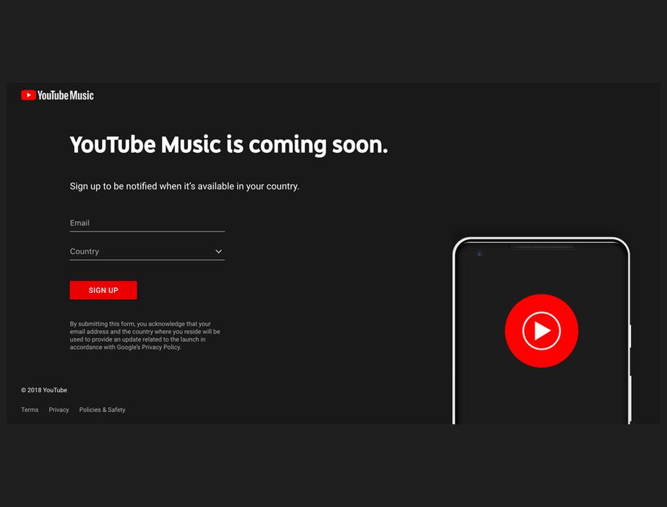 YouTubeの音楽サービス、YouTube Musicローンチは5月22日に。でも日本上陸はまだ先だよう…