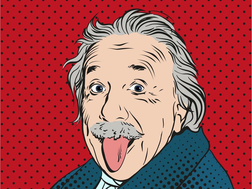 アインシュタインの誤りを、10万人のゲームプレイヤーたちが証明