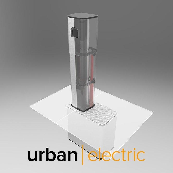 こりゃ名案。飛び出す電気自動車用の充電ポール、英オックスフォードで試験導入へ