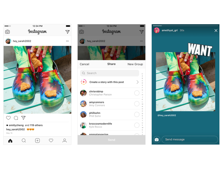 Instagramがついにリグラム的新機能を導入、Android版はもう使えます