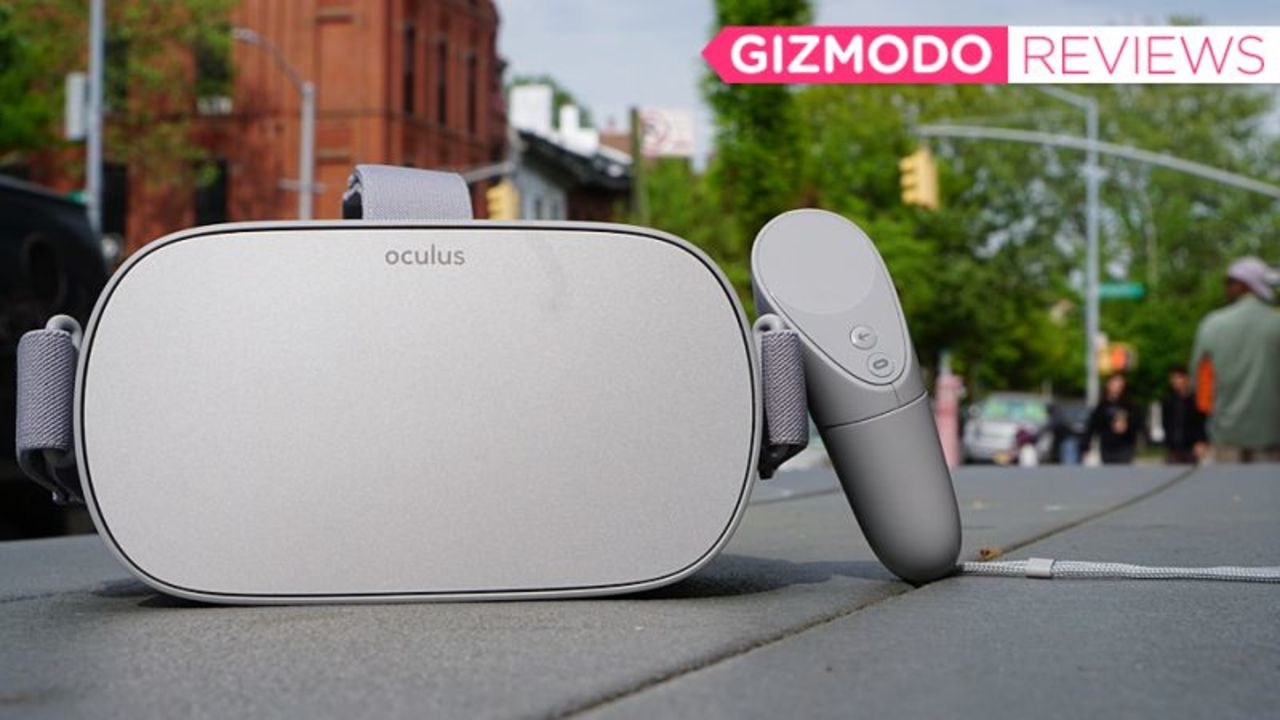Oculus Goレビュー:スタンドアローンでお手頃、でも満足できないのはなぜ?