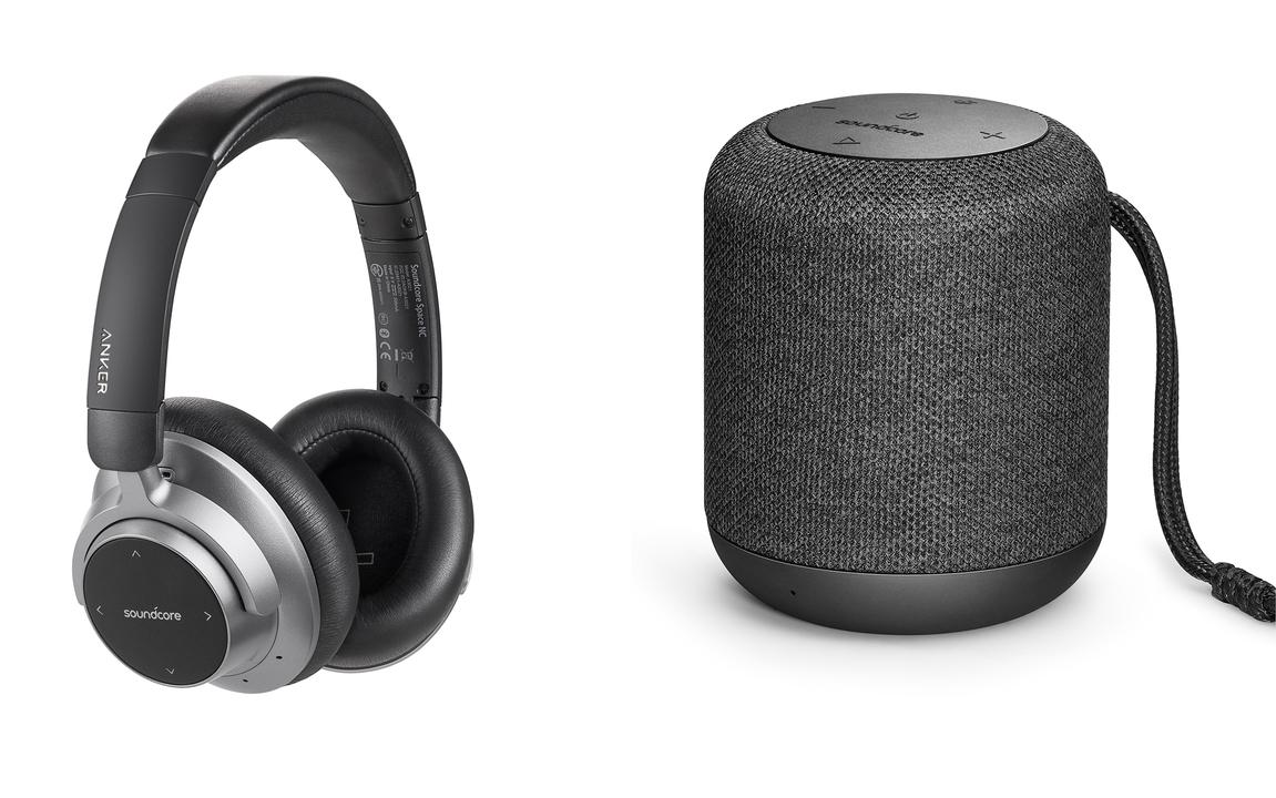 期待のノイキャンも! Ankerの新作ヘッドフォンやスピーカーが発売記念セールで登場