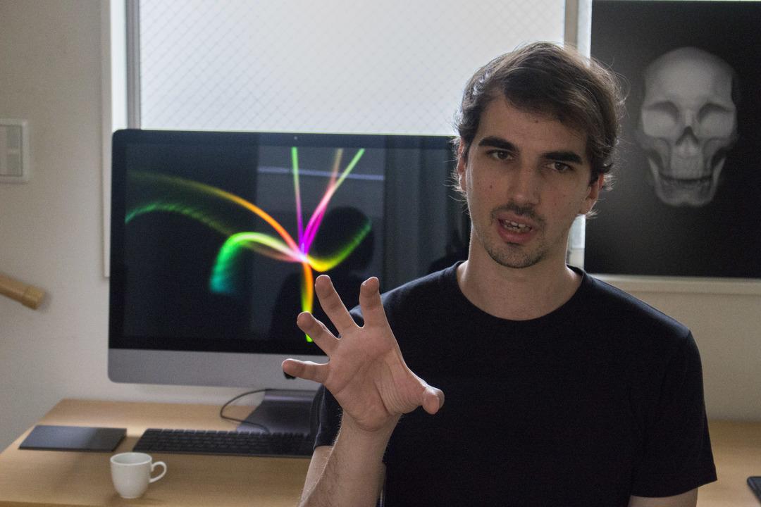 Appleの公式映像を制作したのは新人CGアーティストだった。その想像力の源をたどる