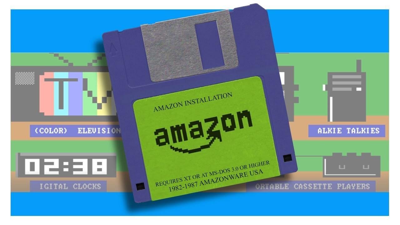 Alexaも使えるよ! もしもAmazonが1980年代にあったら?