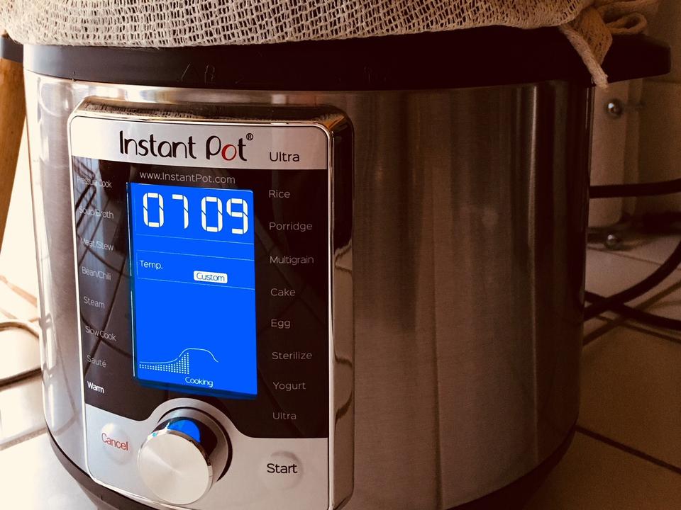 Instant Pot レビュー:150ドルの万能調理マシンが便利すぎて、キッチンが急にピカピカになった