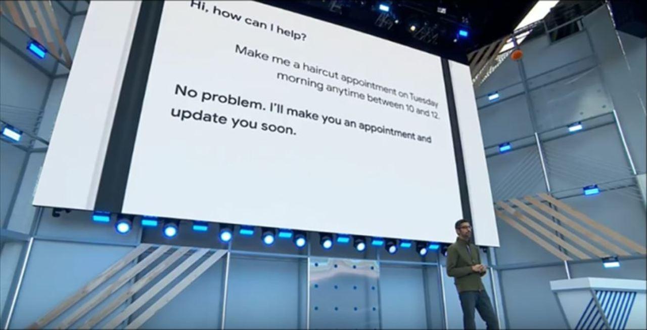 GoogleのAIの電話も実録に聞こえないし業界のデモはどれも嘘臭い