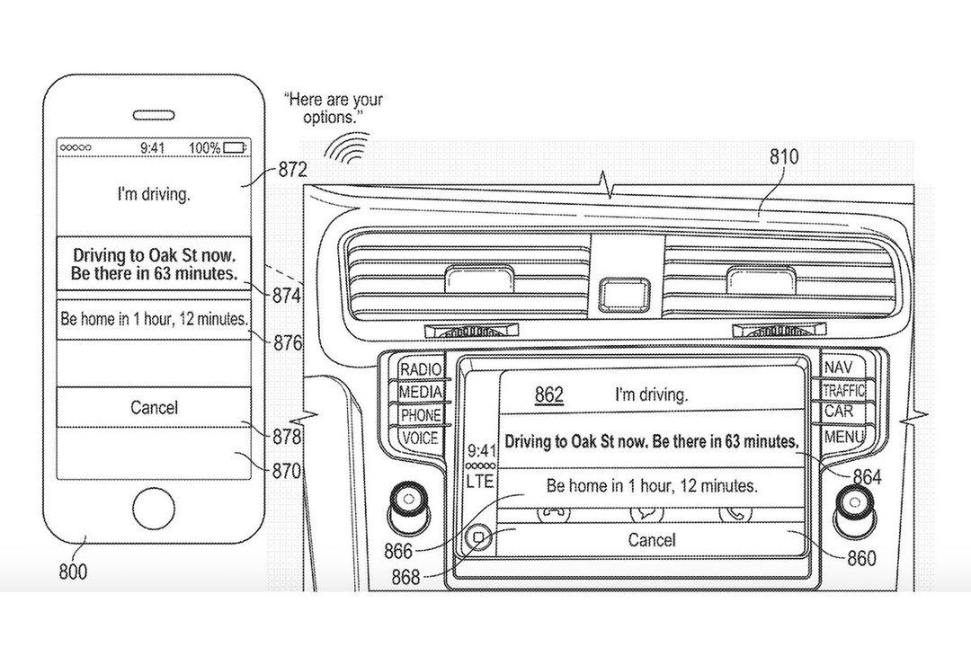 Apple版Duplex? Siriが運転中にスマート応答するようになるかも