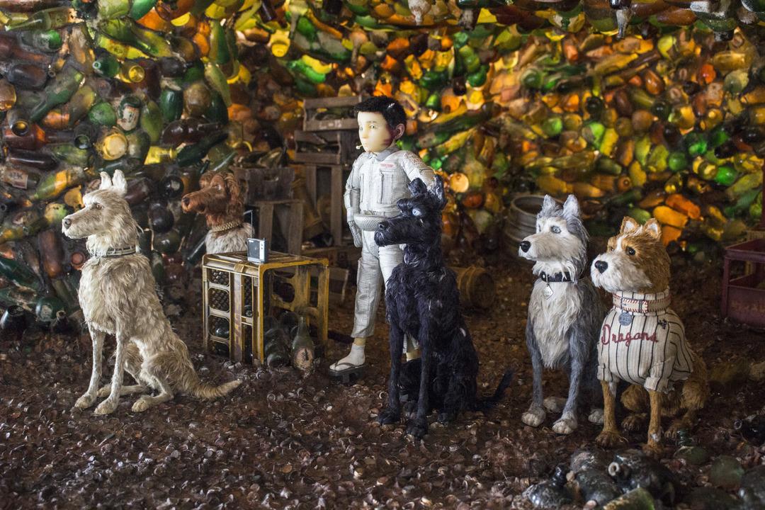 パペットを「嘘っぽくしない」ための努力とは? 映画『犬ヶ島』のパペットを制作したアンディ・ジェントにインタビュー