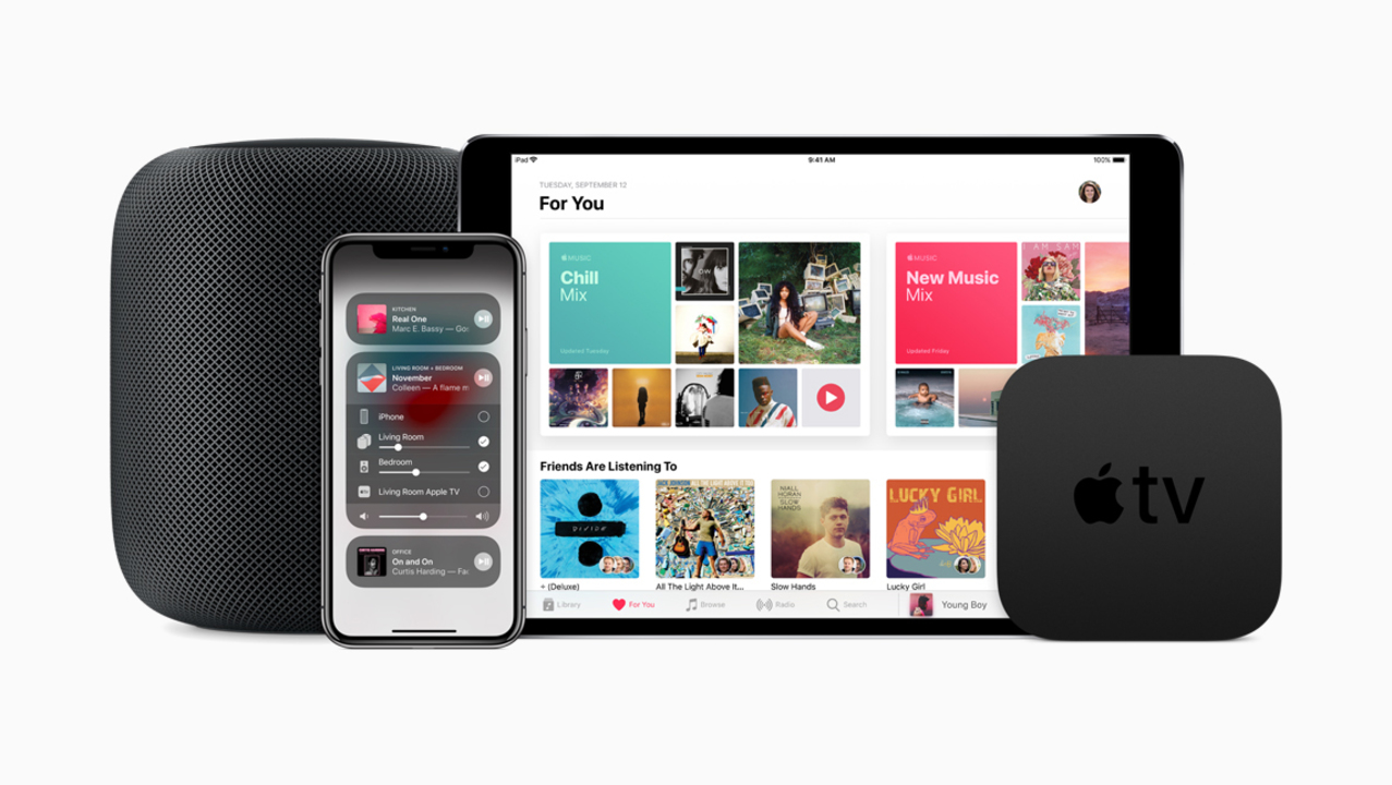 賢くなったAirPlay 2がリリース! iOS 11.4が配信開始です