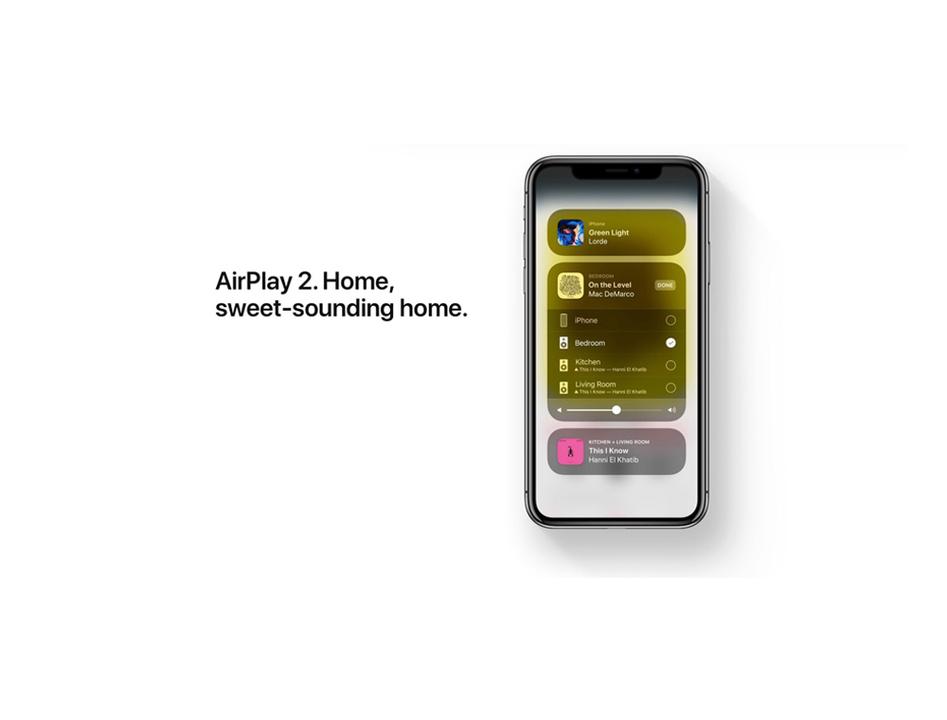 AppleがAirPlay 2に対応する製品を公開。スマートスピーカーをリストアップしたよ