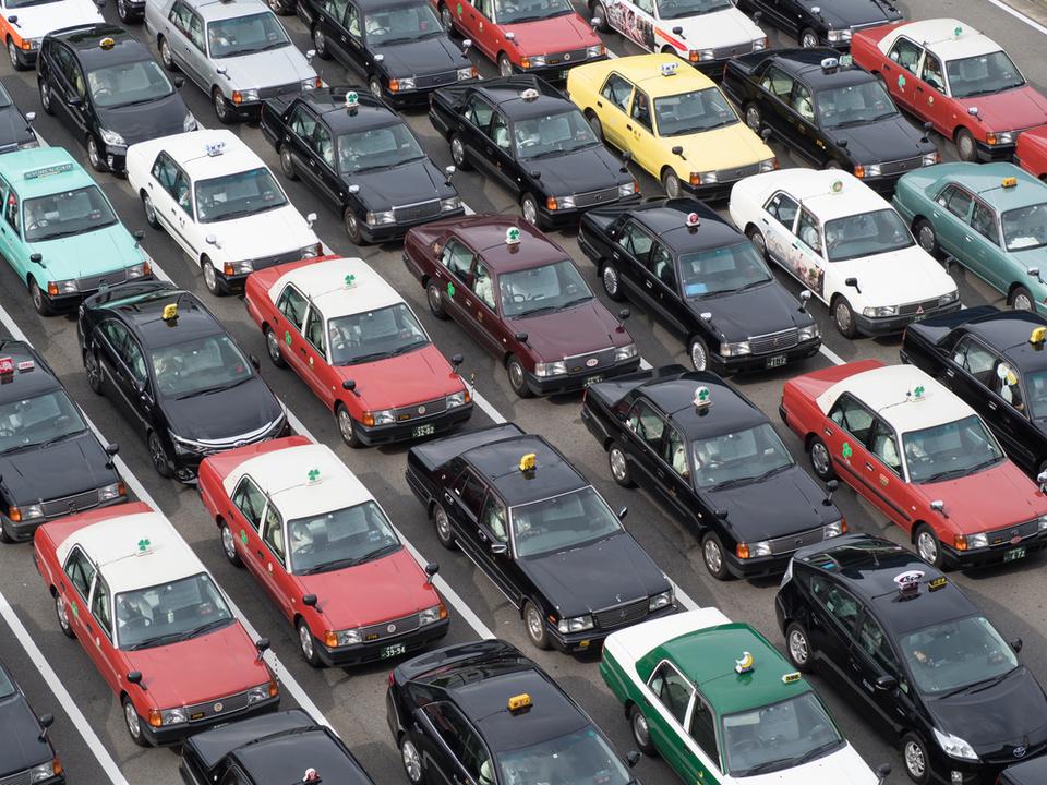 配車・需要予測にAIを活用。ソニーとタクシー会社が手を組んだ