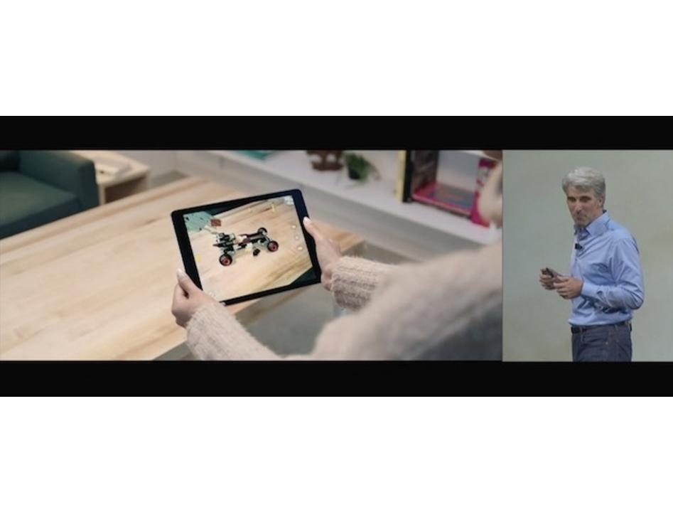 iOS 12の「ARKit 2.0」、2端末でAR世界を共有できるようになるかも