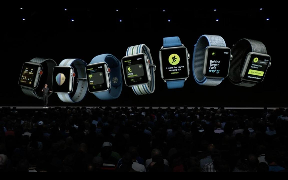 watchOS 5 新機能まとめ:トランシーバーや運動チャレンジ機能追加 #WWDC18