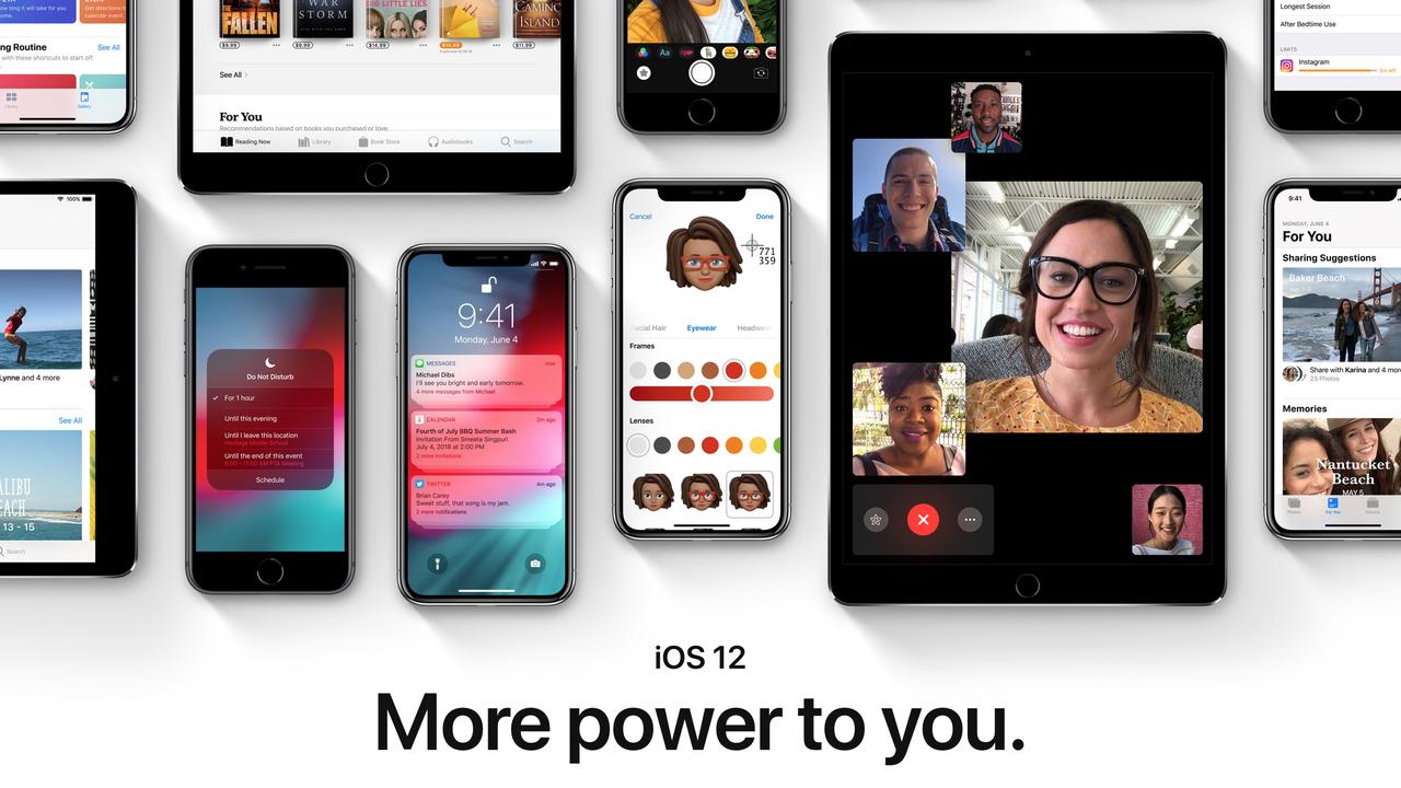 iOS 12 新機能まとめ:速度&安定度向上のアップデート。Siriもより器用な子へ #WWDC18