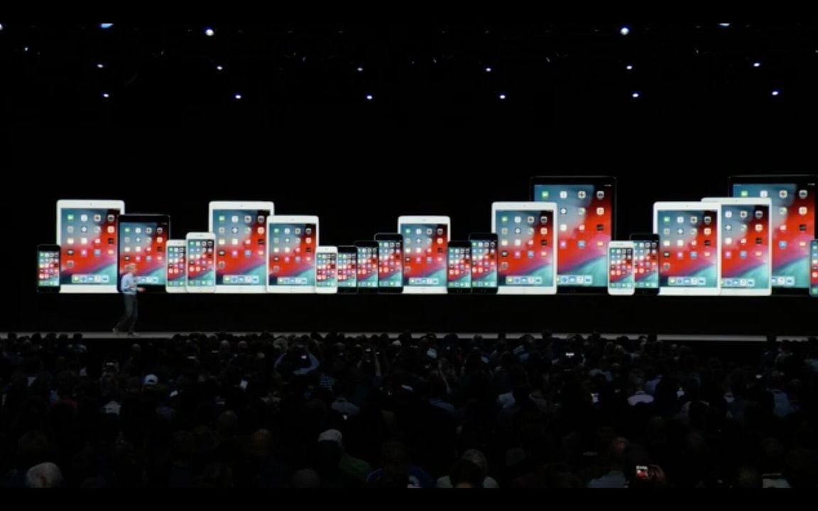 「iOS 12」発表! スピードアップを果たし、古いデバイスも息を吹き返すか? #WWDC18