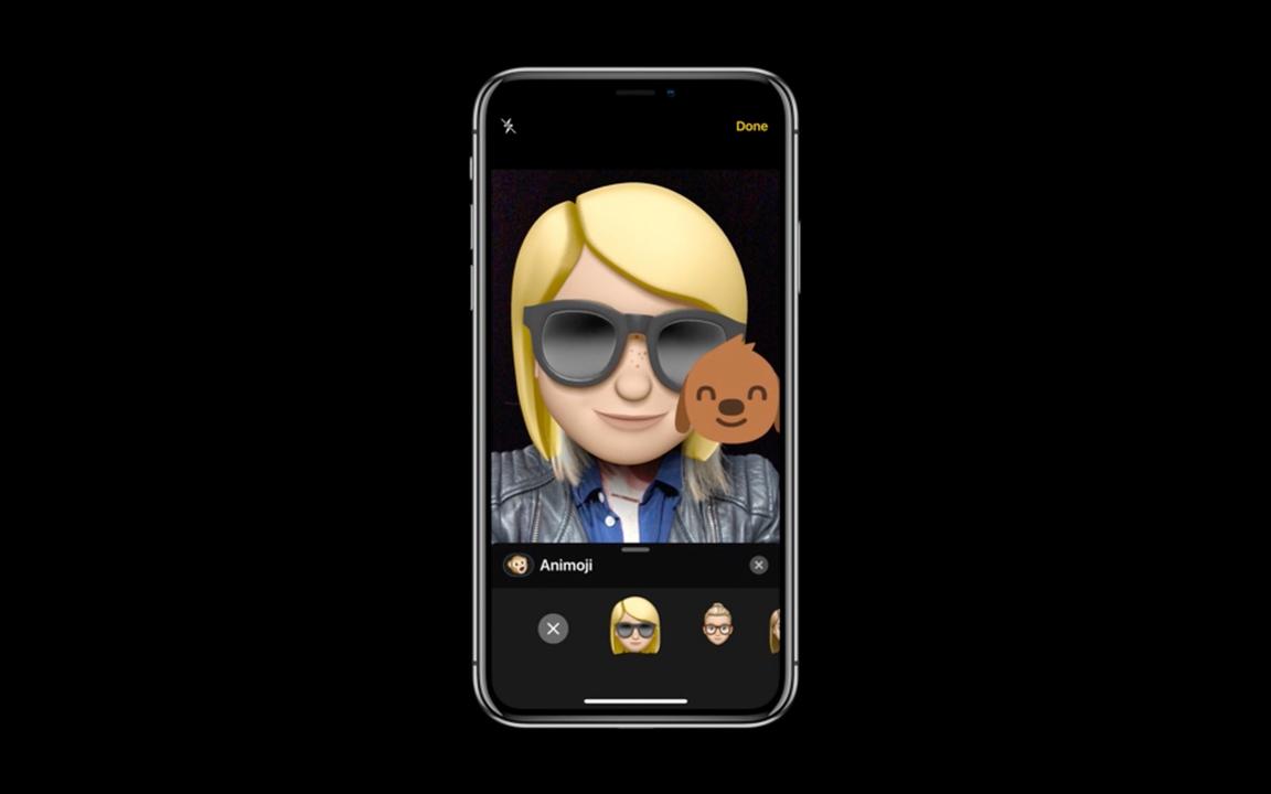 自分の顔でAnimojiを作れる「Memoji」機能が登場。え、自撮りでも使えるの!? #WWDC18