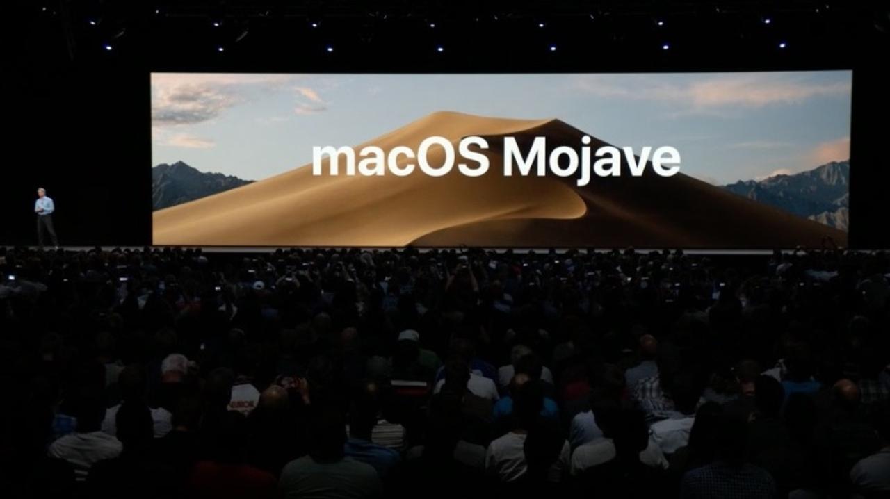 山から砂漠へ。あらたなmacOSの名前は「Mojave(モハべ)」 #WWDC18