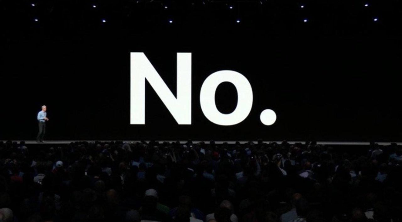 タッチスクリーンMacの計画も「No.」Apple重役、WWDCキーノート後に語る