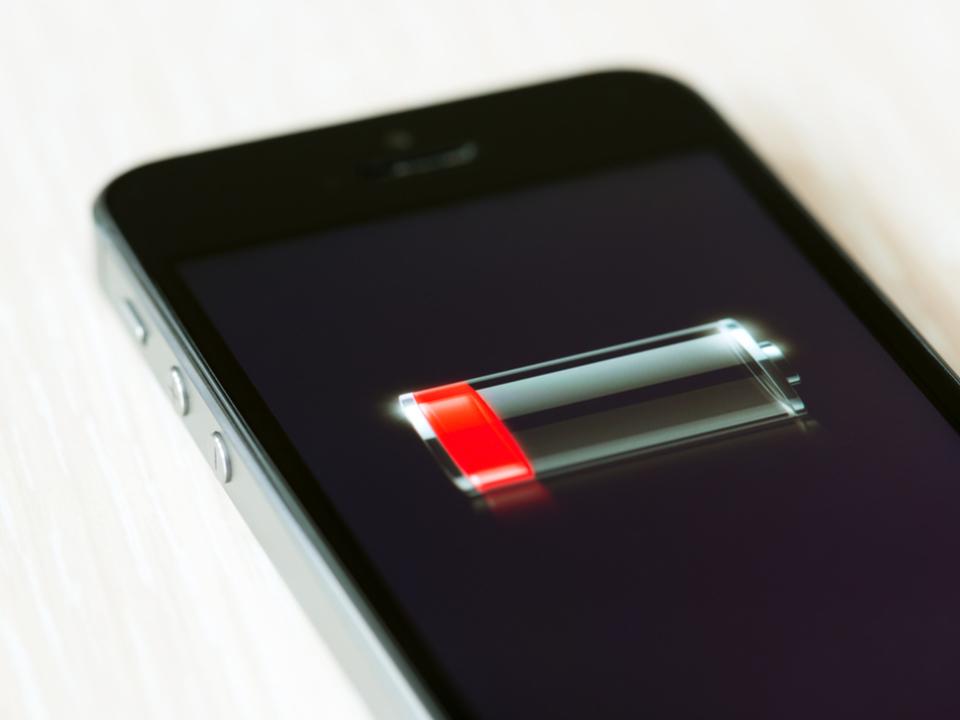 iOS 12 ベータ版のバッテリーレベルのグラフ表示がとても便利そう